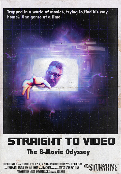 Straight to Video: The B-movie Odyssey