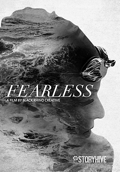 Fearless - Portrait of Amber Thomas